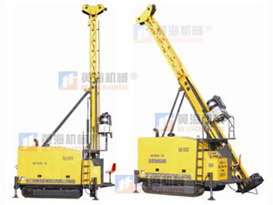 HYDX-6 Core Drilling Rig